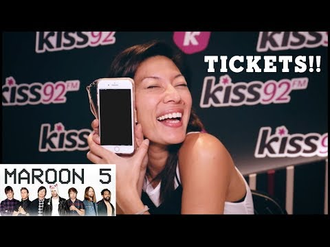 How To Get Maroon 5 Tickets Fast!