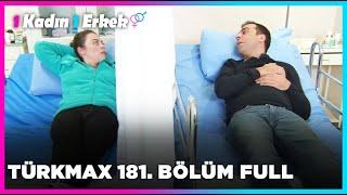 1 Kadın 1 Erkek    181. Bölüm Full Turkmax