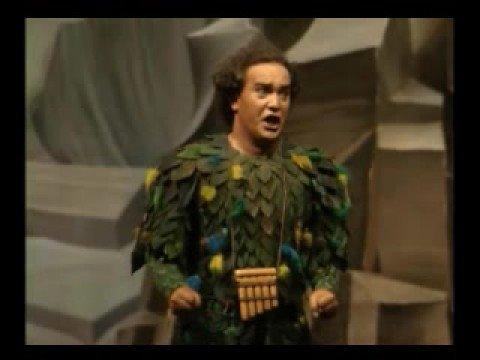 """Die Zauberflöte: """"Hm! Hm! Hm! Hm!"""""""