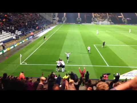 Sean Maguire goal Preston North End 30 Cardiff City