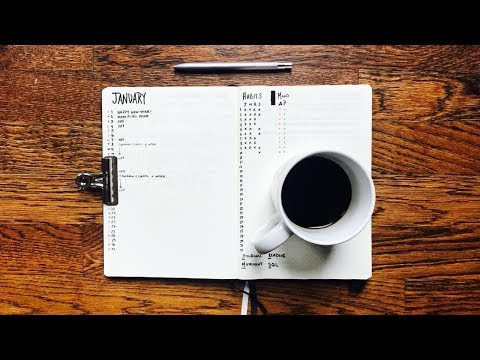 How to Use a Bullet Journal to Overcome Fear & Start Living: The Kaizen Strategy for Habits + Goals