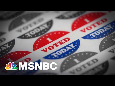 Texas Democrats Pledge To Stop GOP's Voter Suppression Law