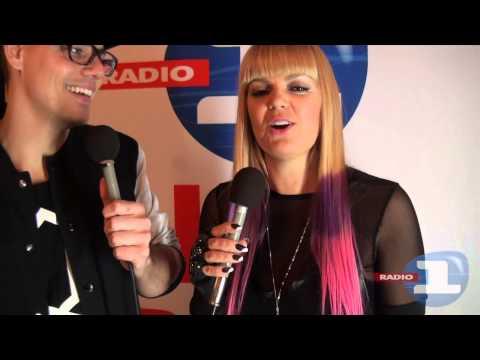 Infernal til RADIO 1 JULEBAL 2012