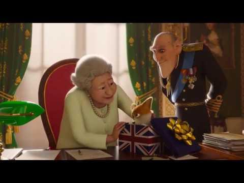 CAI NA REAL CORGI - (Trailer Oficial 2 Portugal)