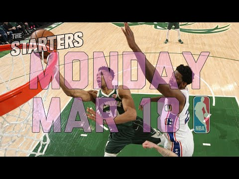 NBA Daily Show: Mar. 18 - The Starters
