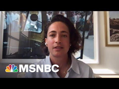Paola Ramos: Trump's Improvement Among Latino Voters is 'Beyond Politics'