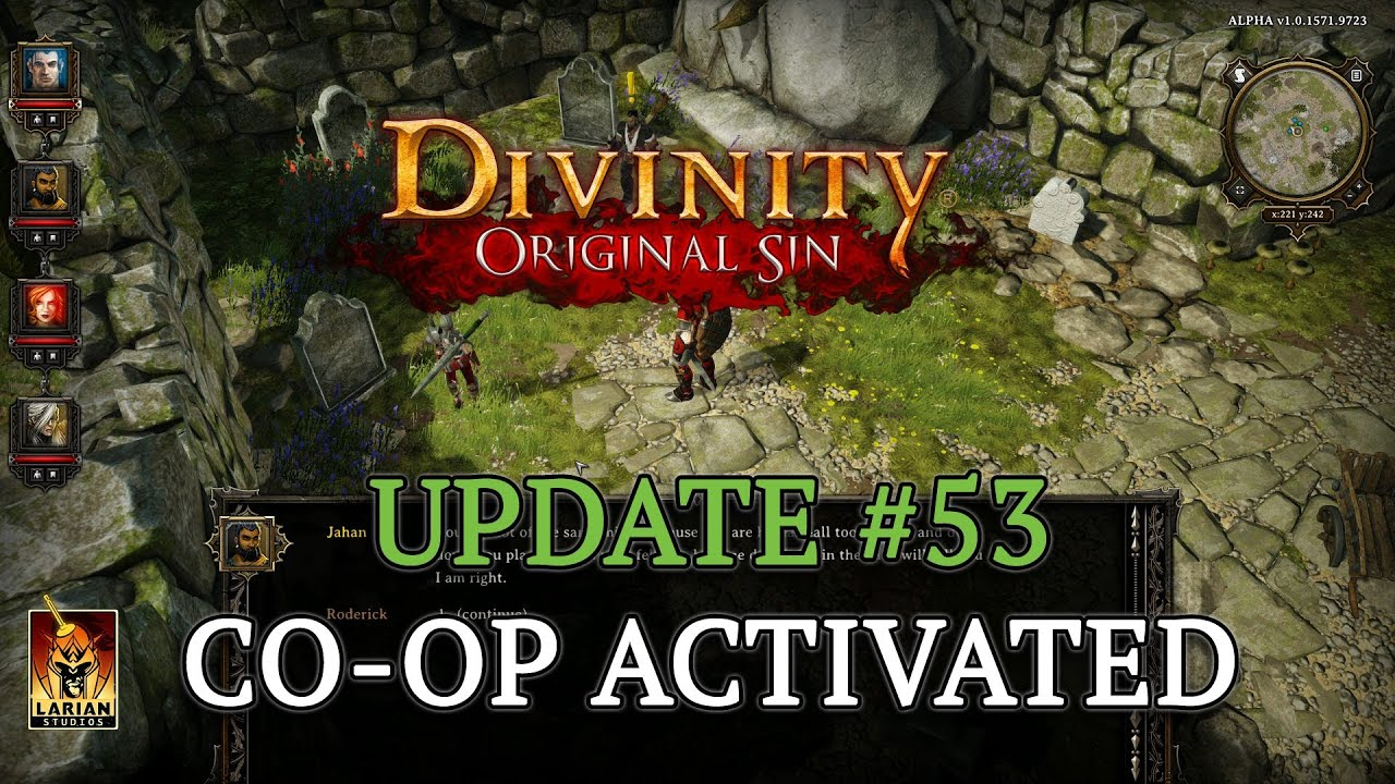 Divinity: Original Sin - All News | Games @ Locus Inn