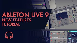 Live 9 New Features Tutorial - Producing a Garage-Style Track in Live