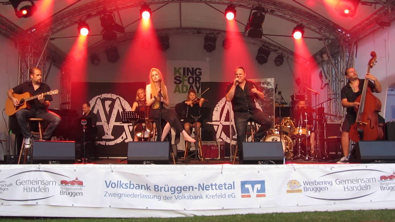 Remember Krefeld aeverium do you remember unplugged brüggen klassik 2016