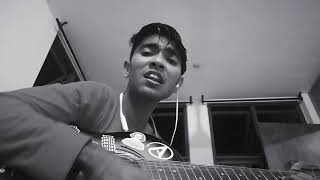 Avalukkenna azhagiya mugam simple guitar cover