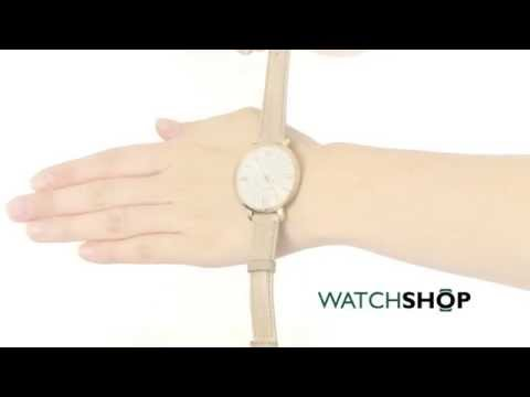 Fossil Ladies' Jacqueline Watch (ES3487) from YouTube · Duration:  59 seconds