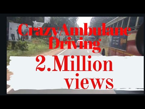 Ambulance driving kerala
