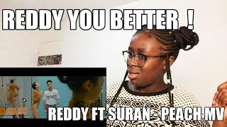 Reddy - Peach (feat. 수란) MV REACTION [ DON'T SLEEP ON THIS SONG IT WILL SNATCH YOU!] - Stafaband