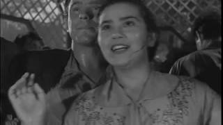 Фрагмент из киноленты «Весна на Заречной улице», 1956 год
