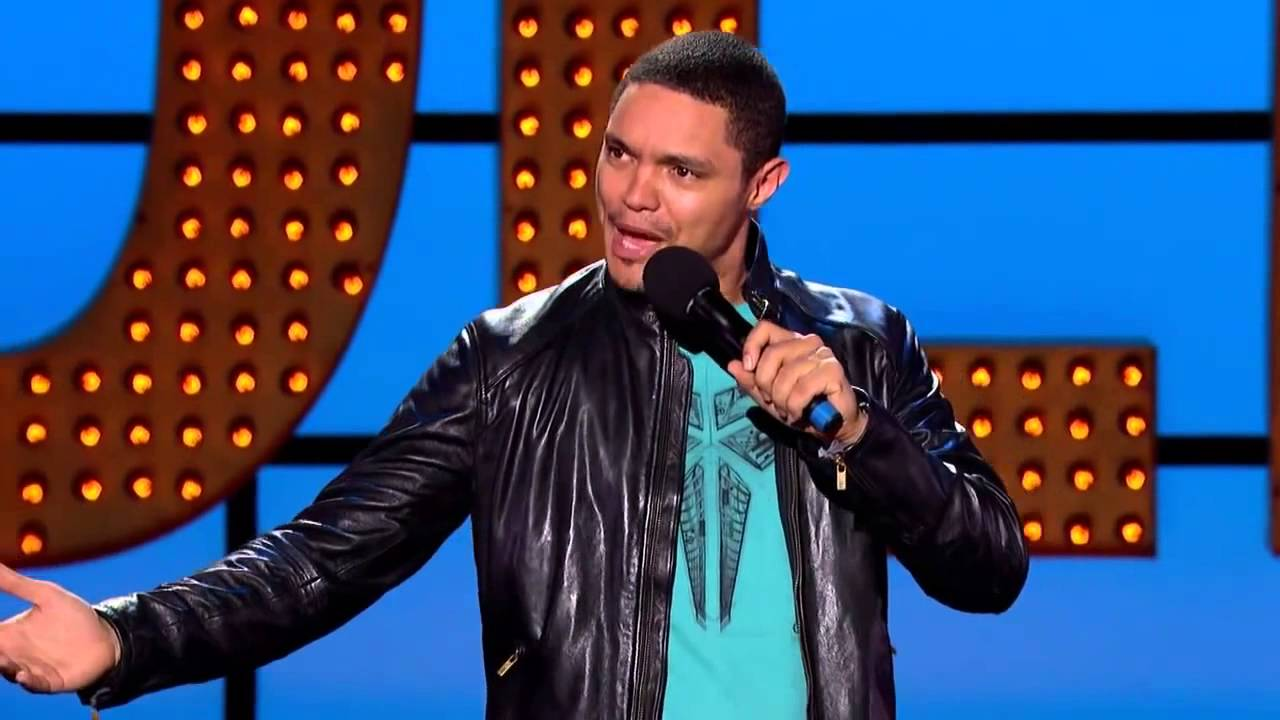 Hilarious Trevor Noah Live At The Apollo Youtube