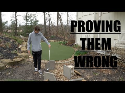 Proving The Haters Wrong (gm__golf)