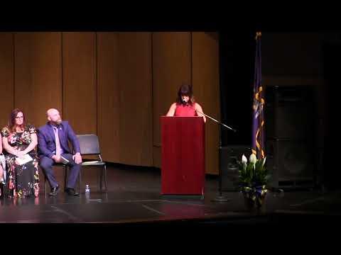 Oxford Bridges High School Graduation: 5-31-18