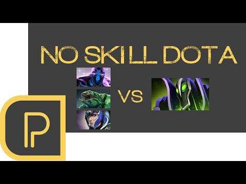 Dota 2 No Skill Dota w/ Blitz, Cap, Charlie, Pimp