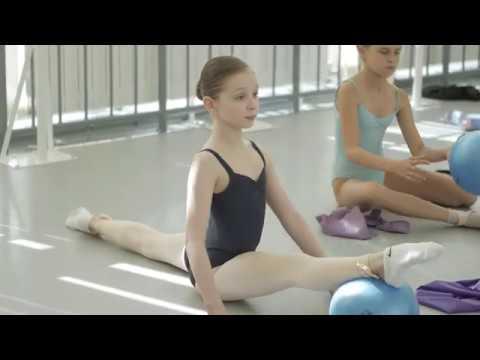 Gymnastic For Ballerinas