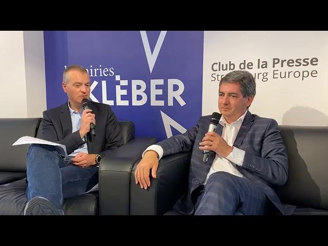Jean Rottner : gestion de la pandémie et relance régionale