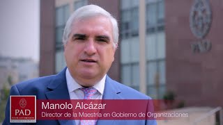 Gambar cover Maestría en Gobierno de Organizaciones | PAD - Escuela de Dirección