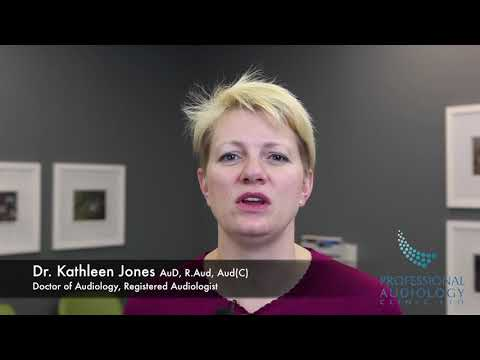 Edmonton Audiologist   Kathleen Jones   Professional Audiology Clinic Edmonton Hearing Aids