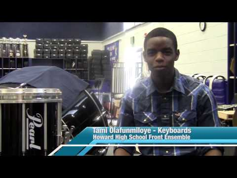 Leveraging Technology:  A look inside Howard High Schools Music Department