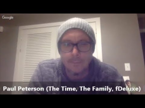 """""""TRUTH IN RHYTHM"""" - Paul Peterson (The Time, The Family, fDeluxe) Complete"""