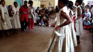 Traditional dance from Akany Avoko orphanage, Madagascar