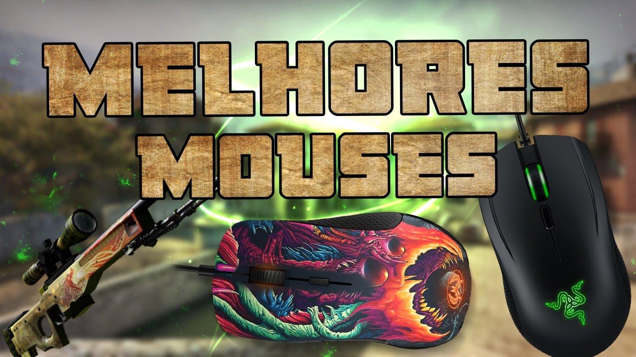 Os 8 melhores mouse para jogar cs go youtube for Cs go mouse