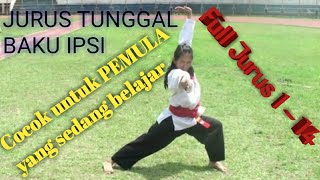 Video Jurus Baku Tunggal IPSI untuk PEMULA download MP3, 3GP, MP4, WEBM, AVI, FLV Oktober 2019