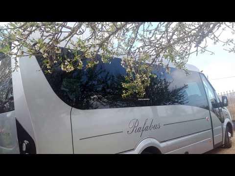 MERCEDES VIP SERVICE: 19 SEATS + DRIVER + GUIDE