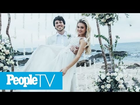 All About Kelsea Ballerini's Wedding Gown & Three Outfit Changes   PeopleTV