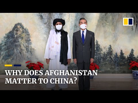 Why China is trying to move into Afghanistan