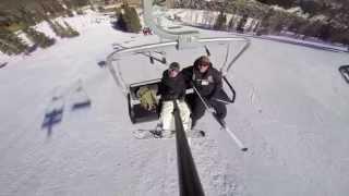 Snowboarding Ruidoso New Mexico