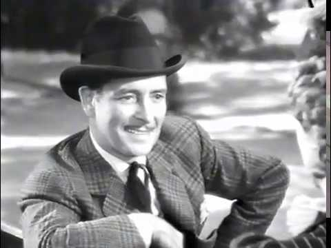 The Light That Failed 1939 Ronald Colman, Walter Huston, Ida Lupino ,Muriel Angelus
