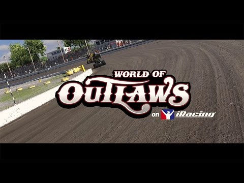 iRacing: The Exclusive Online Dirt Racing Partner of World of Outlaws