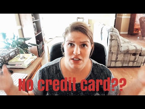 Life Without Credit Cards