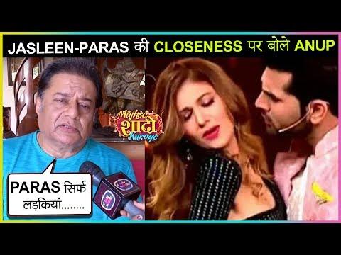 Anup Jalota's SHOCKING Statement On Paras Chhabra - Jasleen Matharu's Wedding