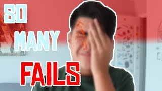 SO MANY FAILS IN ONE VIDEO