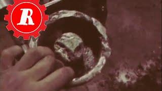 простые штуки - Приводной ролик из ХЛАМА (архивное видео)(Архивное видео про изготовление (отлития из дюралюминия), приводного ролика для гриндера., 2014-11-08T09:39:14.000Z)