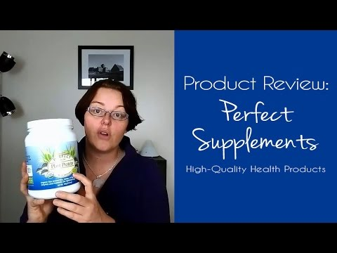 Perfect Supplements Product Review :: High-Quality Health Products for the Whole Family