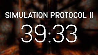 Minecraft Speedrun: Simulation Protocol II: Overload Attempt #2 (00:39:53:424)