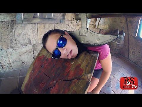 Ep. 31: OFF with your head. Tsarevets Fortress, Veliko Tarnovo, Bulgaria Travel Guide