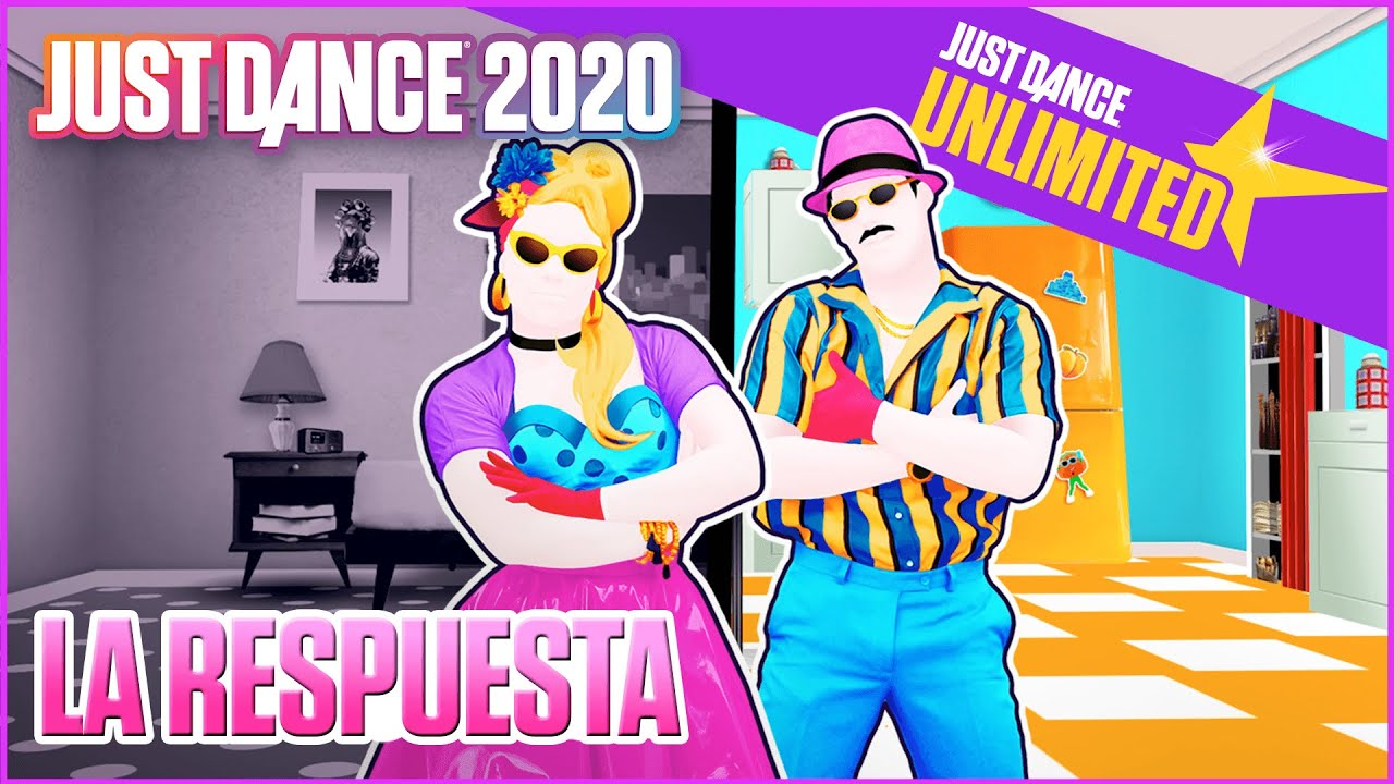 Just Dance Unlimited: La Respuesta by Becky G Ft. Maluma | Official Track Gameplay [US]
