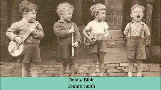 Family Bible   Connie Smith YouTube Videos