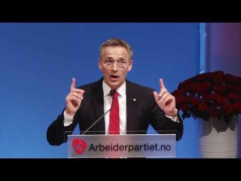 Jens Stoltenberg: Vi tar Norge videre  - Landsmøtet 2013