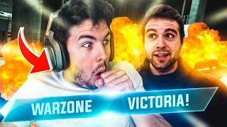 VICTORIAS EN WARZONE con Vegetta y Angel