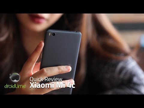 Xiaomi Mi 4c Quick Review