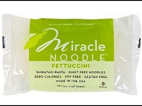 Are Shirataki noodles allowed on HCG Diet?